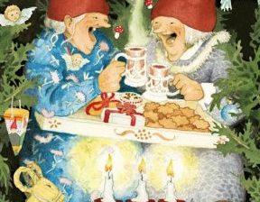 Mummot joulutunnelmissa