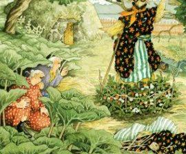 Mummot ja linnunpelätin - Inge Löök
