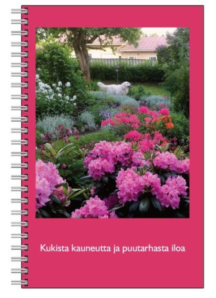 Kukkaiselämää-muistivihko, Mikki ja alppiruusut