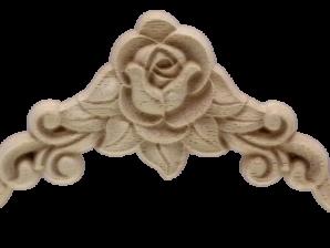 Ornamentti, puinen