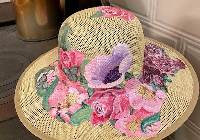 Uniikki, kustomoitu hattu