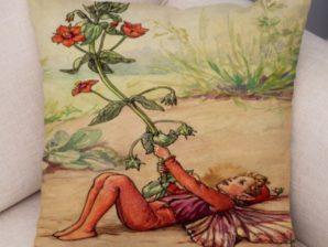 Tyynynpäällinen, Kukkaiskeiju