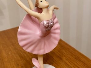 Ballerina, kakkukoriste