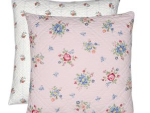 Tyynynpäällinen Roberta pale pink