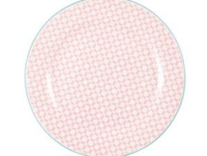 Lautanen Helle pale pink - GreenGate