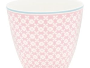 Latte Helle pale pink