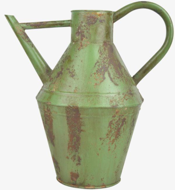 Kastelukannu 5 l, Vintage-tyylinen, vihreä