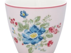Latte cup Roberta pale pink