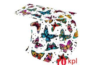 kasvomaski, perhoset