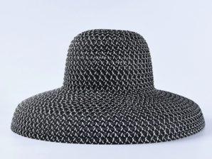 hattu, mustavalkoinen