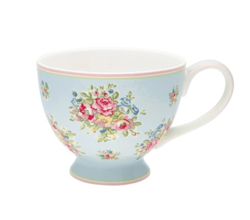 Teekuppi Franka pale blue