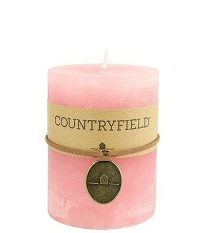Kynttilä, Classic, pinkki, koko M