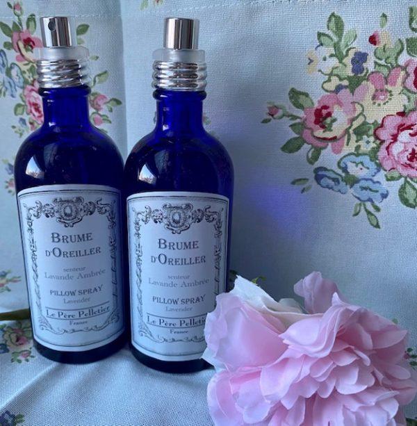 Huonetuoksu, Pillow spray, laventeli, Le Père Pelletier 100 ml