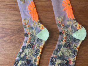 Sukat kukkakuosilla
