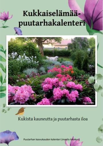 Lataa ilmainen Kukkaiselämää-puutarhakalenteri!