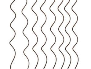 Kasvituki, 125 cm, spiraali