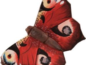 Magneetti, Neitoperhonen - Wildlife Garden