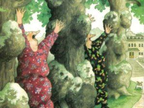 Postikortti numero 27, Mummot ja puut- Inge Löök