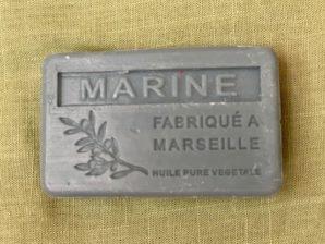 Marseille-saippua, meri