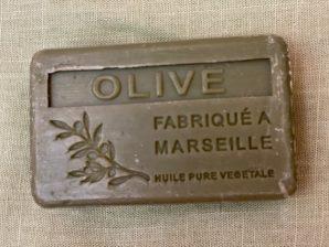 Marseille-saippua, oliivi