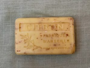 Marseille-saippua, sitruuna