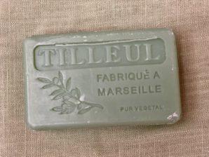 Marseille-saippua, lehmus