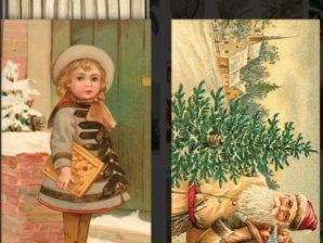 Tulitikkurasia, Lapset ja joulu - Sköna Ting