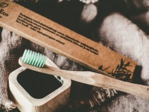 Bambuhammasharja, soft, vihreä