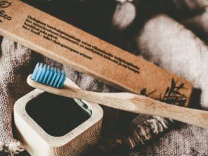 Bambuhammasharja SOFT, sininen - Saaren Taika