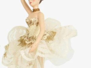 Ballerina, kermanvärinen